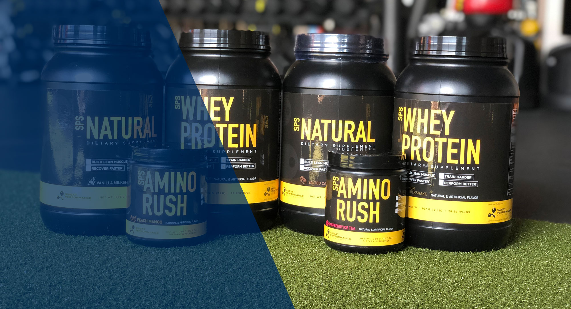 Product Family Banner - SWEAT supplements
